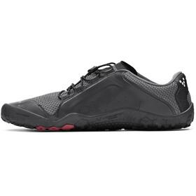 Vivobarefoot Primus Trail FG Mesh Shoes Dame black-charcaol